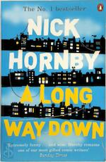 A long way down - Nick Hornby (ISBN 9780140287028)