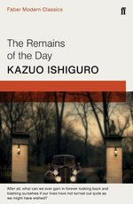 The Remains of the Day - kazuo ishiguro (ISBN 9780571322732)