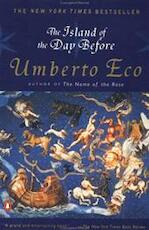 The Island of the Day Before - Umberto Eco, William Weaver (ISBN 9780151001514)