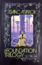 Foundation trilogy - isaac asimov (ISBN 9780525616610)