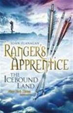 RANGER'S APPRENTICE, THE V.3 - ICEBOUND LAND - john flanagan (ISBN 9780440867401)