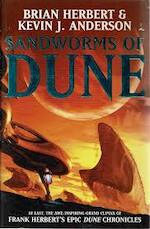 Sandworms of Dune - Kevin J. Anderson, Brian Herbert (ISBN 9780340837511)