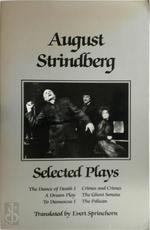Selected Plays: The post-Inferno period - August Strindberg (ISBN 9780816613397)