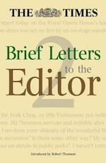 Times Brief Letters to the Editor (ISBN 9780007166473)