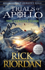 Trials of apollo (04): tyrant's tomb
