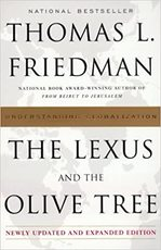 The Lexus and the olive tree - Thomas L. Friedman (ISBN 9780385499347)