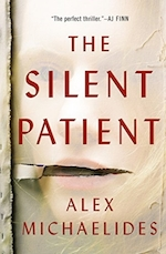 Silent patient - alex michaelides (ISBN 9781250301697)