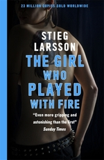 The Girl Who Played with Fire - stieg larsson (ISBN 9780857054043)