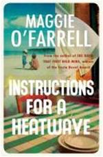 Instructions for a Heatwave - maggie o'farrell (ISBN 9780755358793)