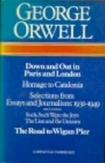 Road to Wigan Pier - George Orwell (ISBN 9780905712451)