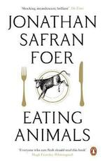 Eating Animals - jonathan safran foer (ISBN 9780241950838)