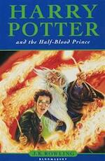 Harry Potter and the Half-Blood Prince - J. K. Rowling (ISBN 9780747584681)
