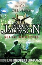 Percy Jackson and the sea of monsters - Rick Riordan (ISBN 9780141319148)