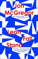 Lean fall stand - Jon Mcgregor (ISBN 9780008204914)