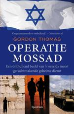 Operatie Mossad - Gordon Thomas (ISBN 9789049101176)