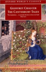The Canterbury Tales - Geoffrey Chaucer (ISBN 9780192833600)