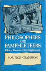 Philosophers and Pamphleteers - Maurice Cranston (ISBN 9780192192080)
