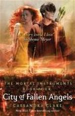 City of Fallen Angels - Cassandra Clare (ISBN 9781406330335)