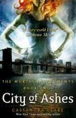 Mortal Instruments 2: City of Ashes - Cassandra Clare (ISBN 9781406307634)
