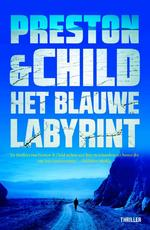 Het blauwe labyrint - Preston & Child (ISBN 9789024566914)