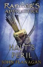 Ranger's Apprentice 9: Halt's Peril - john flanagan (ISBN 9780440869832)