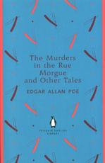 Murders in the rue morgue and other tales - Edgar Allan Poe (ISBN 9780141198972)