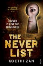 The Never List - koethi zan (ISBN 9780099575030)