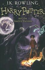 Harry Potter and the Deathly Hallows - j. k. rowling (ISBN 9781408855713)