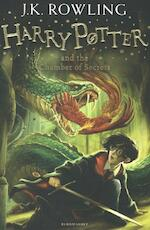 Harry Potter and the Chamber of Secrets - j. k. rowling (ISBN 9781408855669)