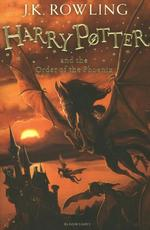 Harry Potter and the Order of the Phoenix - J K Rowling (ISBN 9781408855690)