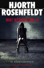 Wat verborgen is - Hjorth Rosenfeldt (ISBN 9789023455967)