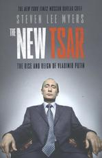 The New Tsar (Putin) - Steven Lee Myers (ISBN 9781471139352)