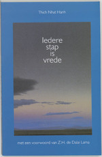 Iedere stap is vrede - Thich Nhat Hanh, E. Beumkes, A. Kotler (ISBN 9789020251586)