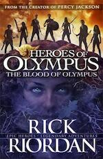 Heroes of olympus (05): blood of olympus - Rick Riordan (ISBN 9780141339245)