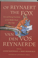 Of Reynaert the Fox (ISBN 9789089640246)
