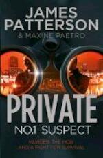 Private: No. 1 Suspect - james patterson (ISBN 9780099580645)