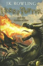 Harry Potter and the Goblet of Fire - j. k. rowling (ISBN 9781408855928)