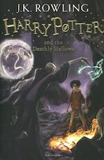 Harry Potter and the Deathly Hallows - j. k. rowling (ISBN 9781408855959)