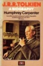 J.R.R. Tolkien - Humphrey Carpenter (ISBN 9780049280397)