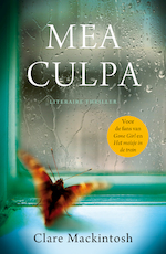 Mea culpa - Clare Mackintosh (ISBN 9789026137747)
