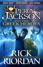 Percy Jackson and the Greek Heroes - rick riordan (ISBN 9780141362250)