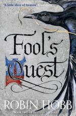 Fitz and the Fool 2. The Fool's Quest - robin hobb (ISBN 9780007444243)