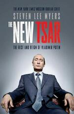 The New Tsar - steven lee myers (ISBN 9781471130649)