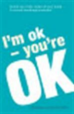I'm Ok, You're Ok - Thomas Harris