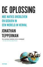 De oplossing - Jonathan Tepperman (ISBN 9789000345397)