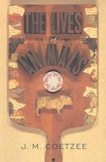 The Lives of Animals - J. M. Coetzee (ISBN 9780691070896)