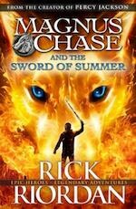 Magnus Chase 01 and the Sword of Summer - rick riordan (ISBN 9780141342443)