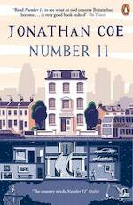 Number 11 - jonathan coe (ISBN 9780241967010)