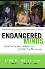 Endangered Minds - Jane M. Healy (ISBN 9780684856209)