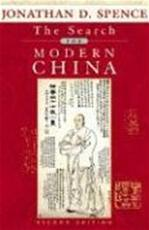 The search for modern China - Jonathan D. Spence (ISBN 9780393973518)